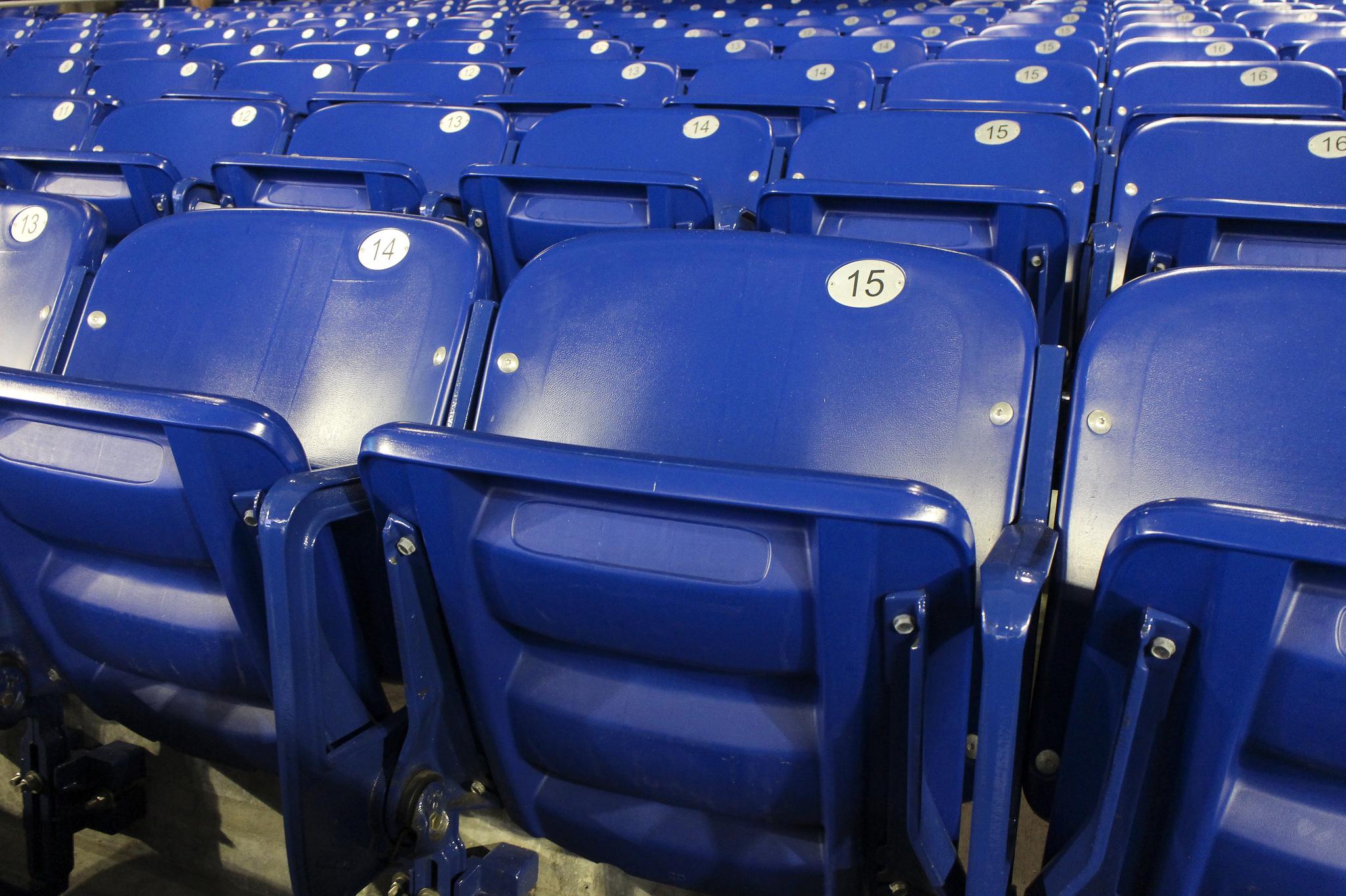 "f470d821 Toronto Argonauts unveil new mascot ""Empty Seat"" - The Beaverton"