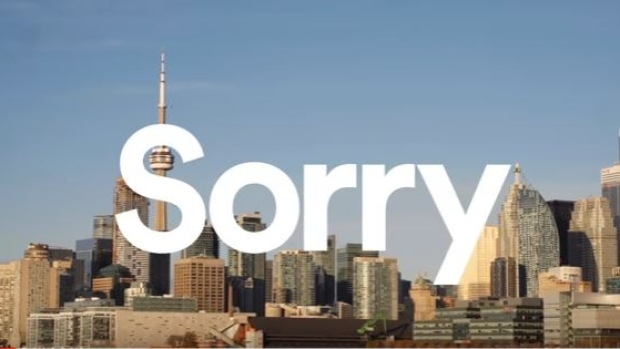 Toronto launches own sorry tourism campaign for stealing