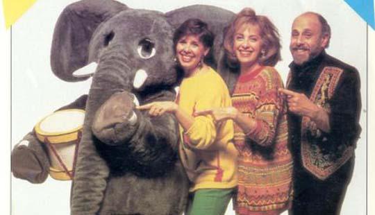 Sharon Lois Bram S Elephant Show Volume 3