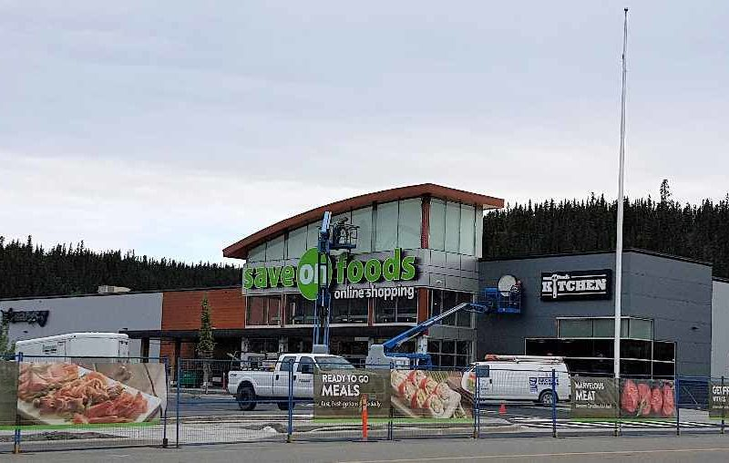 Rcmp Riot In Whitehorse Save On Foods