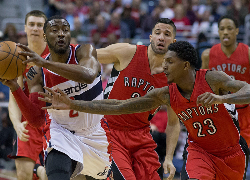 Toronto Raptors looking to compete for title of fourth or fifth best team  in NBA