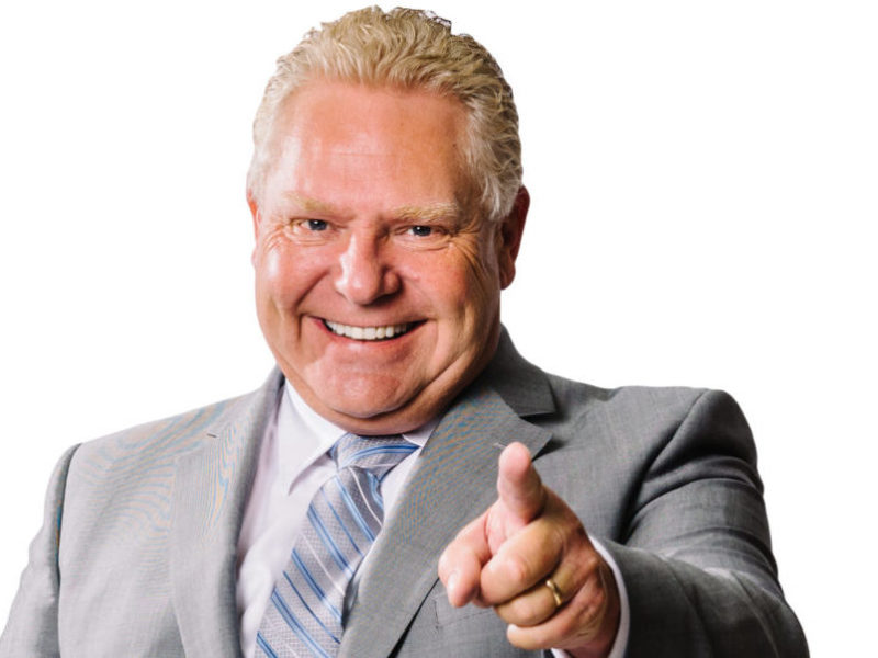 Image result for image of doug ford