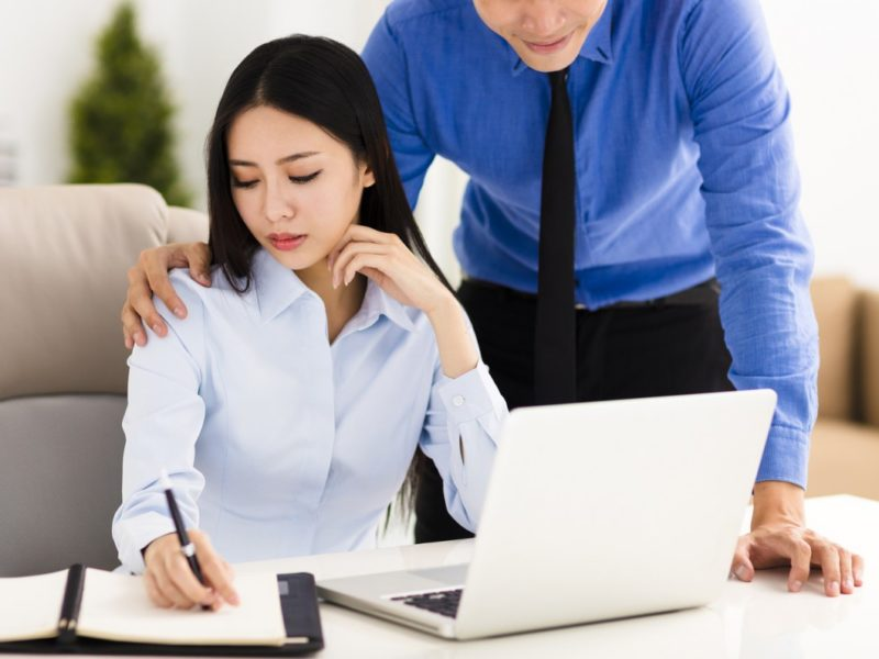 5 ways to avoid being accused of sexual harassment that ...