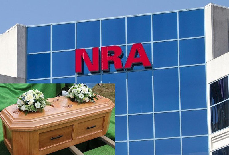 NRA loses sponsorship deal with Henderson's Child-Sized Coffins
