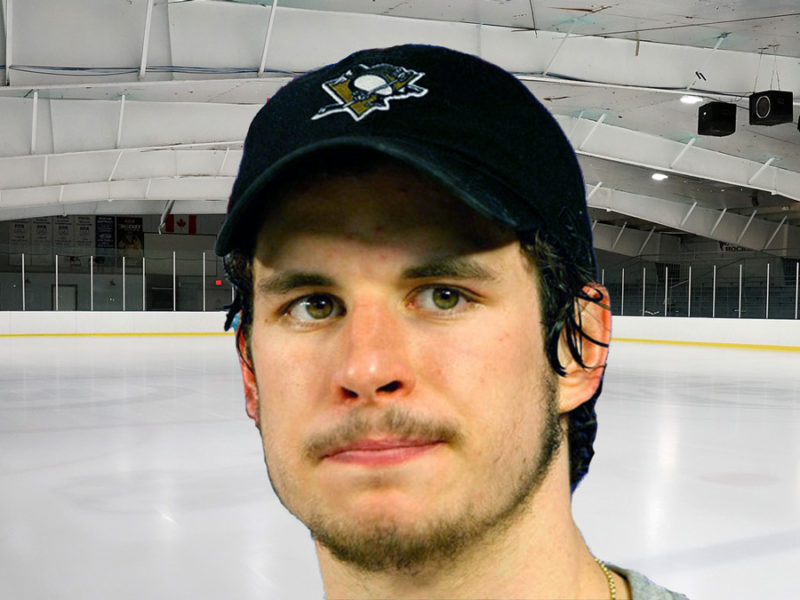 sidney crosby i would never let my children play hockey the risk