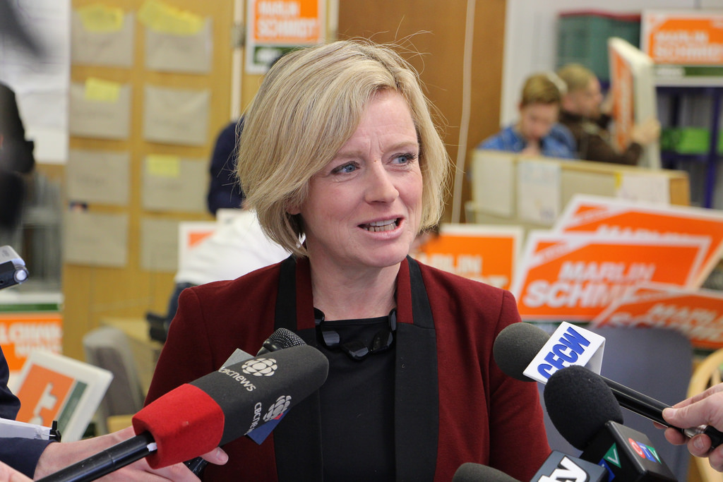 Notley assures BC that in event of pipeline leak, Alberta will pay its utmost respects