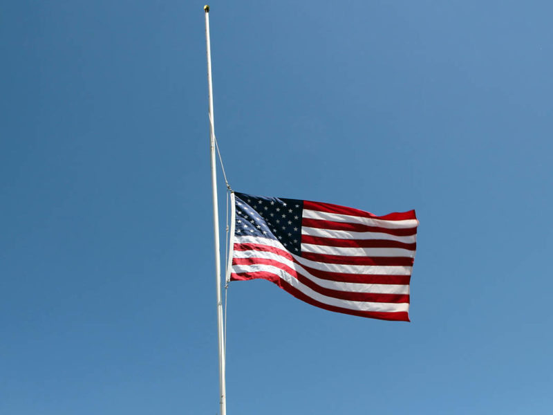 67acade6c583 America just going to permanently leave flags at half-mast - The ...