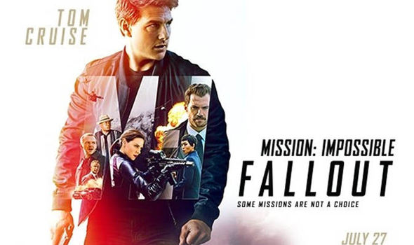 Studio Pulls Mission Impossible Fallout From Theatres After Realizing It Has The Same Female Character As The Last One