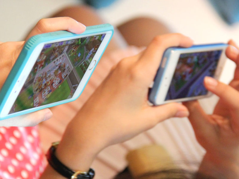 Mobile Phone Game Allows Users To Purchase Ability To Win