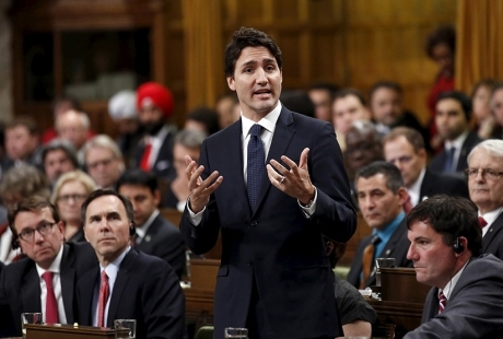 Trudeau announces new roster of future liabilities
