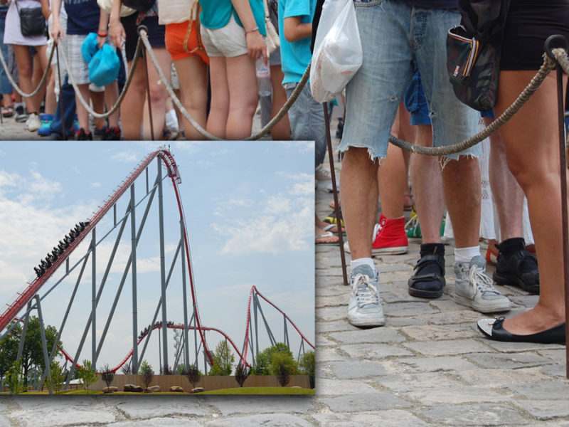 Canada's Wonderland opens tallest, longest rollercoaster line on Earth