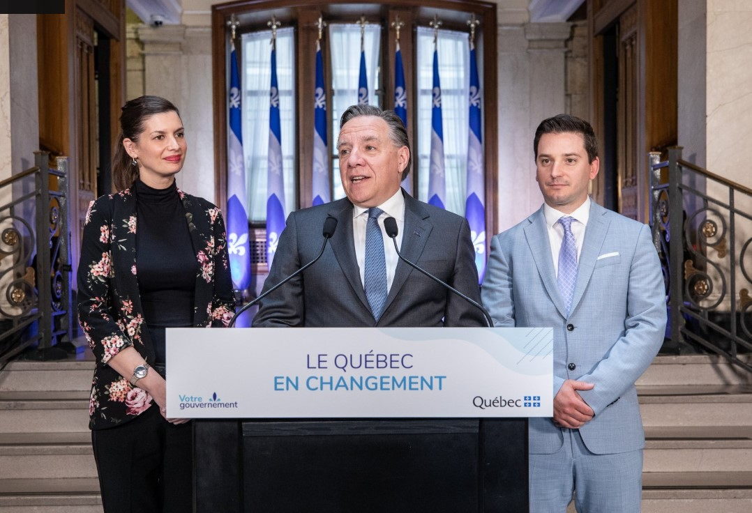 Quebec law requires all circumcised government workers to wear secular foreskin covers