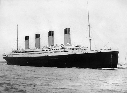 Ongoing Titanic deterioration halts production of live-action underwater musical