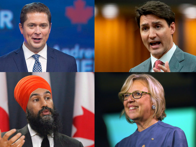 Other parties race to reveal horrific histories of own candidates while media focused on Trudeau scandal - The Beaverton