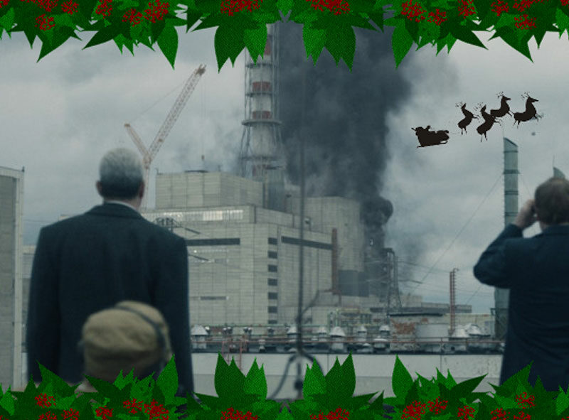 HBO announces production of Chernobyl Christmas special