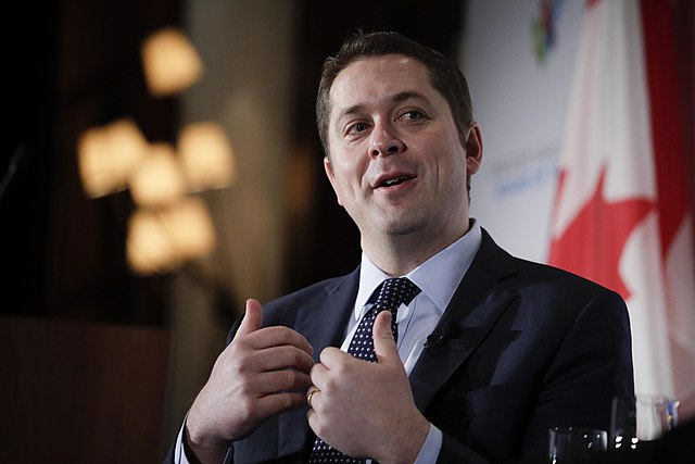 Andrew Scheer makes first savvy political calculation