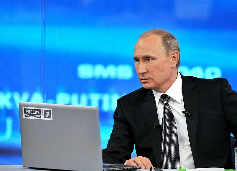 Putin impressed Canadian voters don't need help spreading disinformation