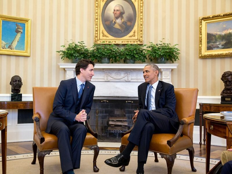 Update: Canadians lucky US Presidential endorsement of Canadian political leader didn't involve drone strikes