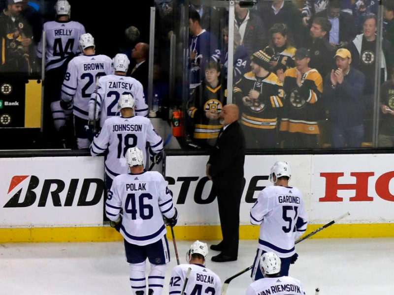 NHL chooses Toronto as hub city due its fans having most experience watching other teams win