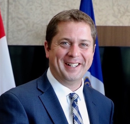 Fighting dirty, Andrew Scheer refuses to give Tories who don't support him any of his homemade fudge - The Beaverton