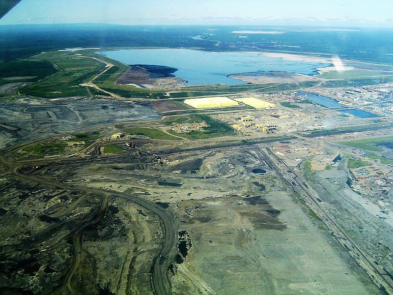 Teck pulls application for oil sands mine after finding out about the existence of oil prices