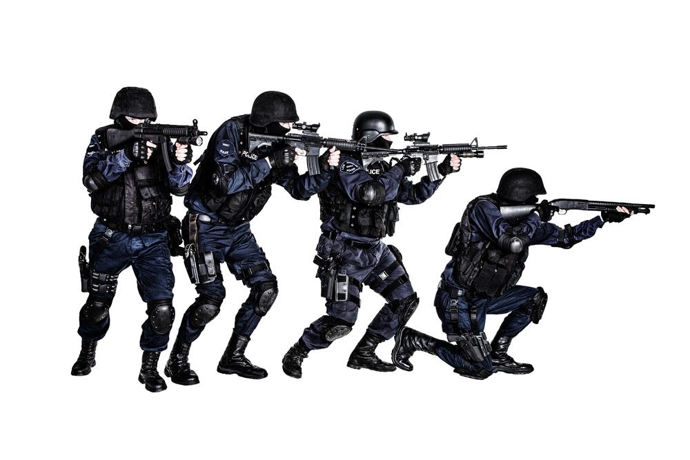 TTC unveils new elite fare enforcement SWAT team