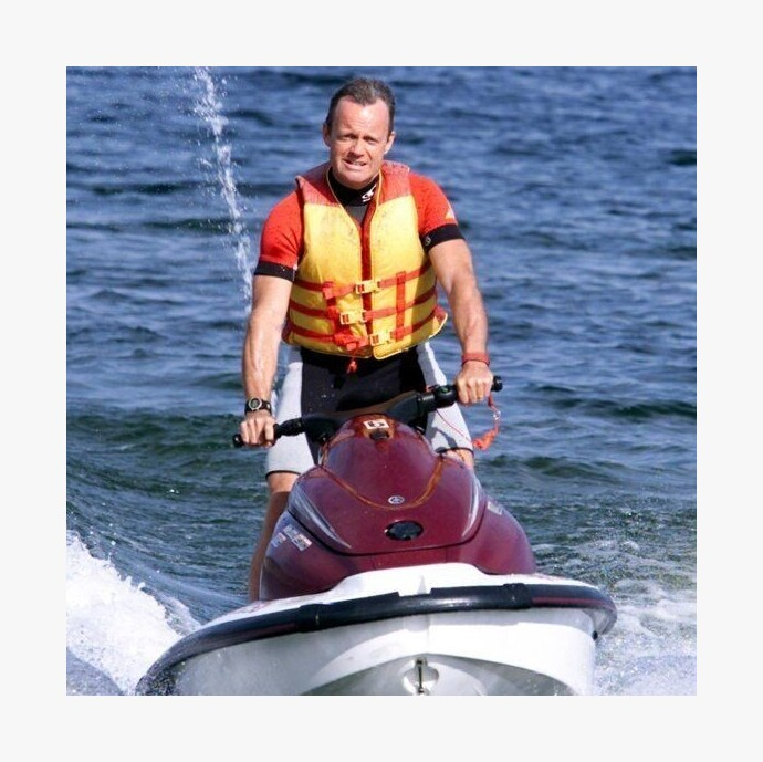 Jet Ski ends its relationship with Stockwell Day