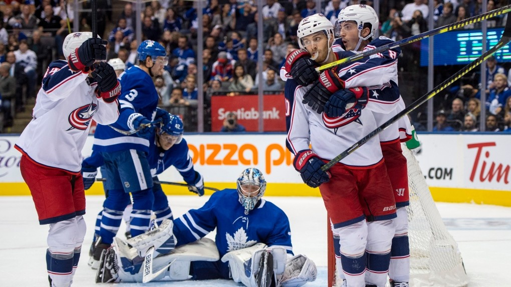 Leafs Bring Comfort And Normalcy During Tough Times By Collapsing In Playoffs The Beaverton