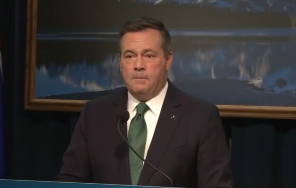 Jason Kenney demands U.S. compensate Alberta for being led by Jason Kenney