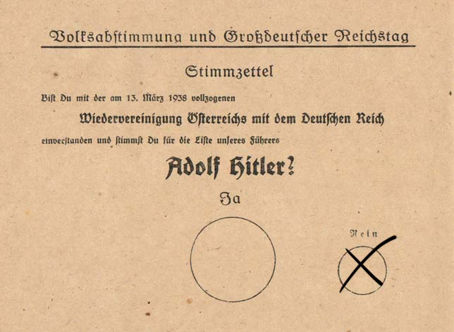 BREAKING: Archaeologists uncover the ballot that killed Adolf Hitler