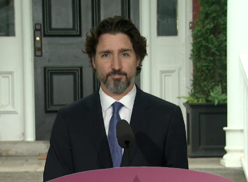 Trudeau asks Governor General to declare election takesies backsies