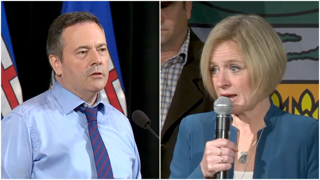 """""""It's not fair to blame Kenney for a pandemic,"""" says man who blamed Notley for a wildfire"""