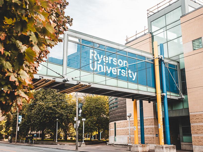 Ryerson University luôn được đánh giá là ngôi trường đào tạo vì cộng đồng
