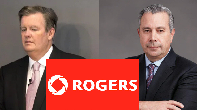 Rogers beset by power struggle between guy who will raise your phone bill and guy who will raise your phone bill