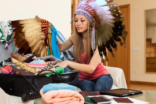 Toronto girl opposes Osheaga headdress ban citing tradition
